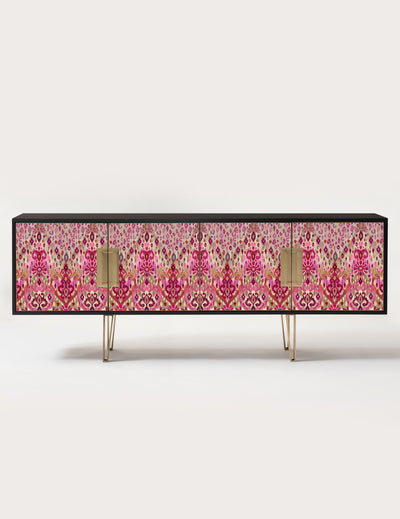 The blake sideboard in pink