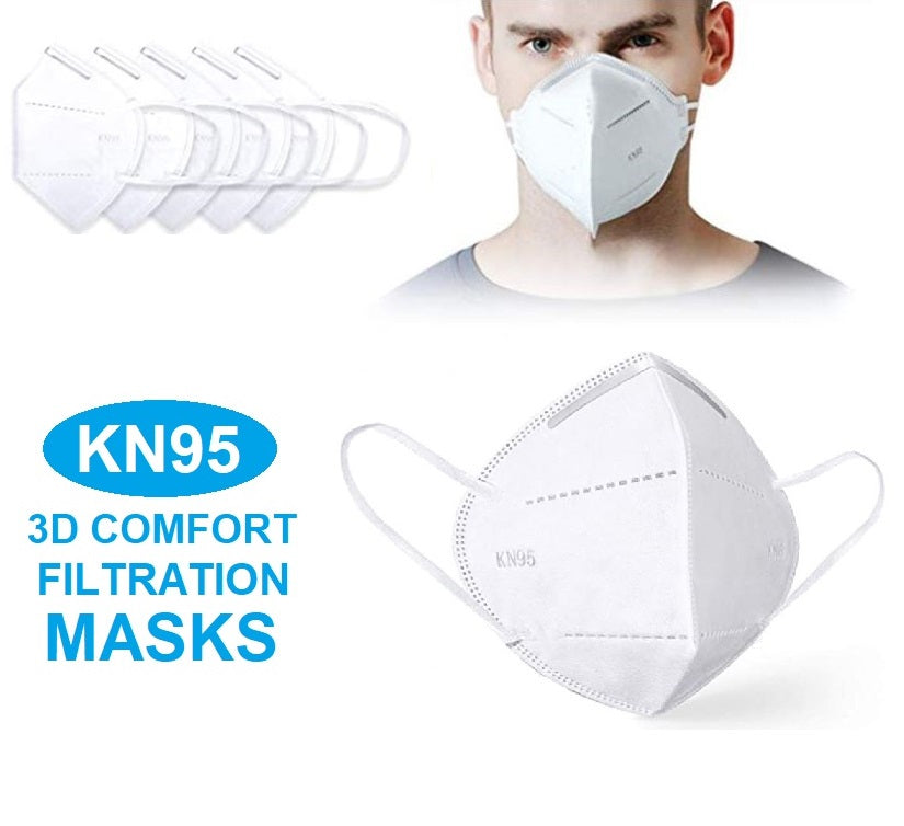 KN95 Mask - Pack of 5