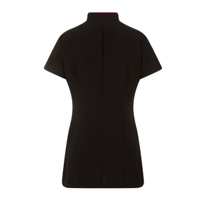 Proluxe Contrast Trim Tunic
