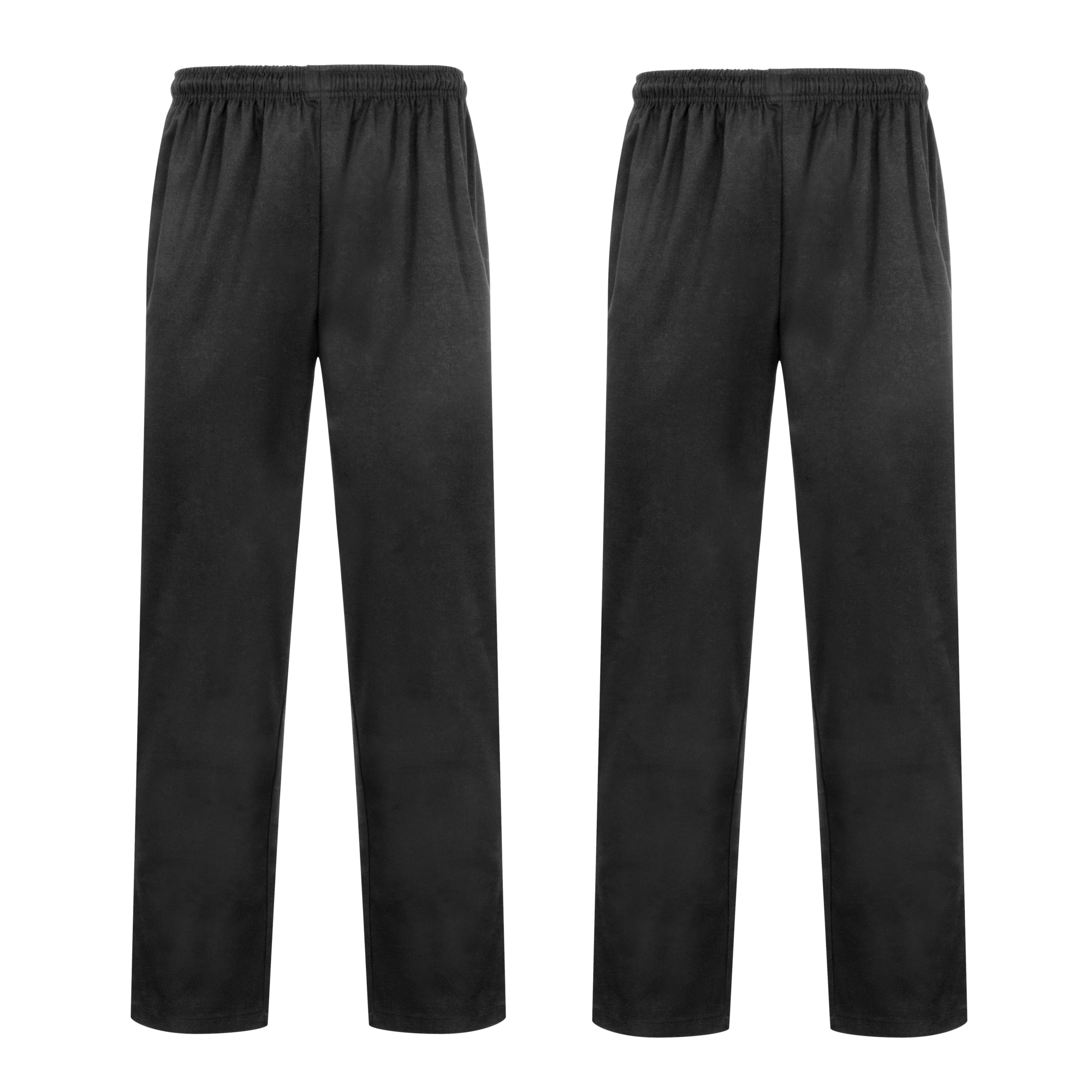Twin Pack - Professional Chefs Trouser - Black