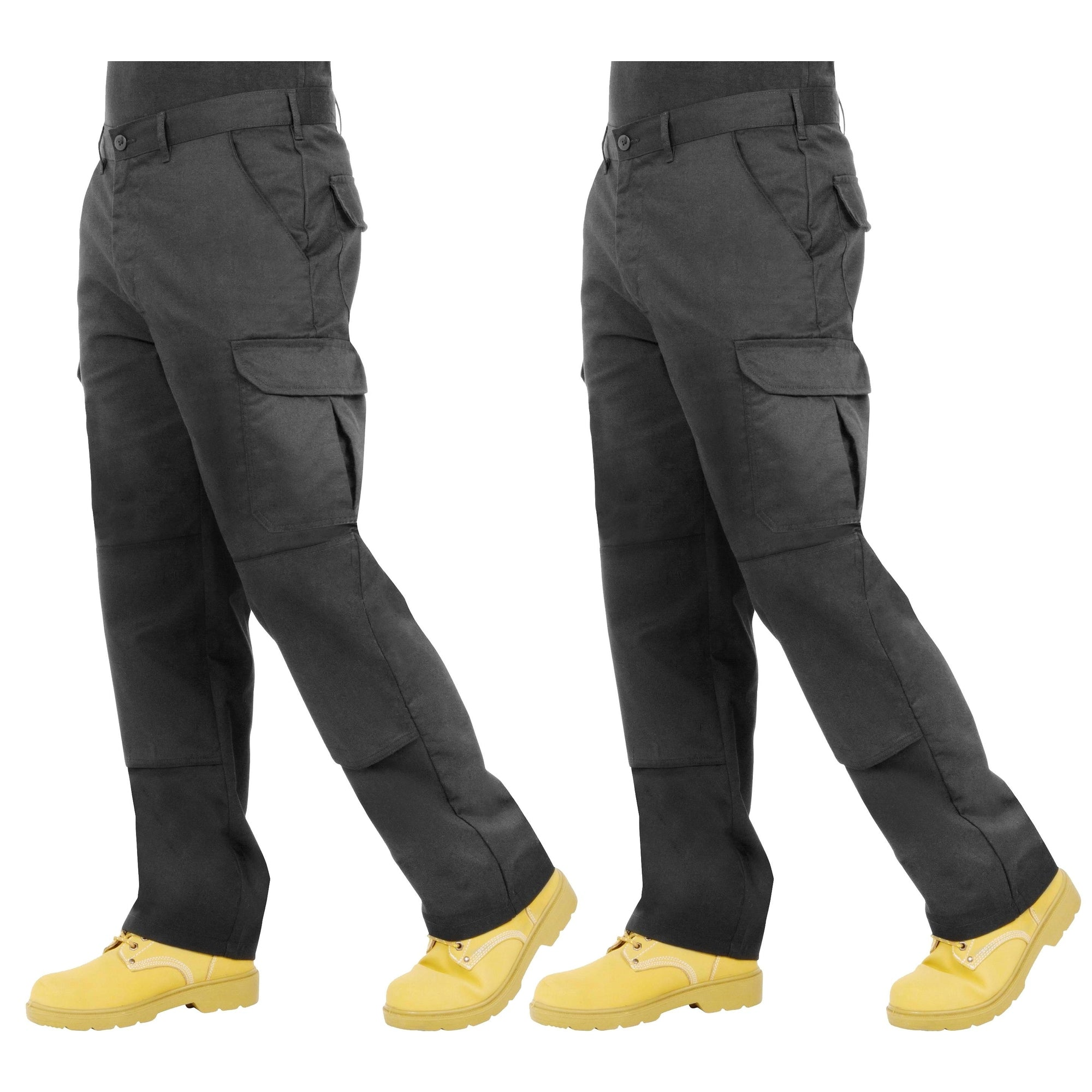 Proluxe Twin Pack Endurance Cargo Combat Work Trouser