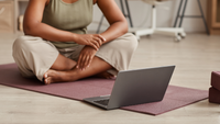 The Benefits of a Zoom Yoga Session