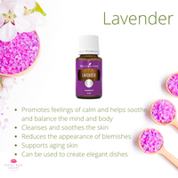 Oil Of The Week: Lavender (Week 1)