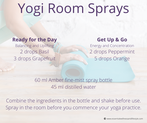 Yogi Room Sprays