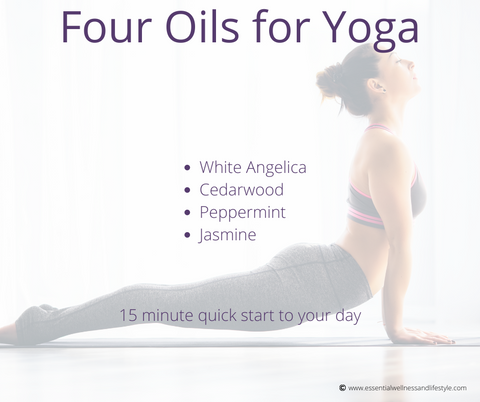 Four Oils For Yoga