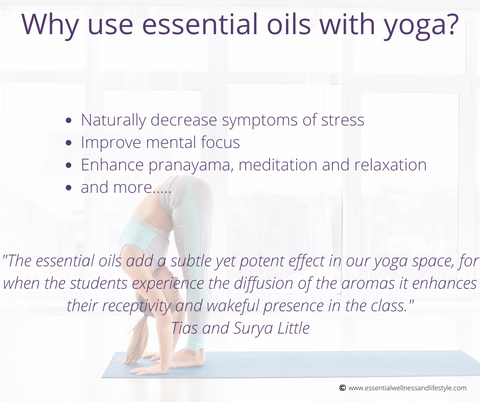 Why Use Essential Oils With Yoga?
