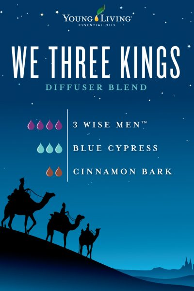 We Thring Kings Diffuser Recipe Young Living