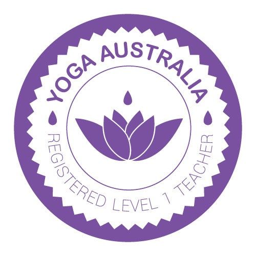 Yoga Australia 350 HR Level 1 Tegistered Teacher