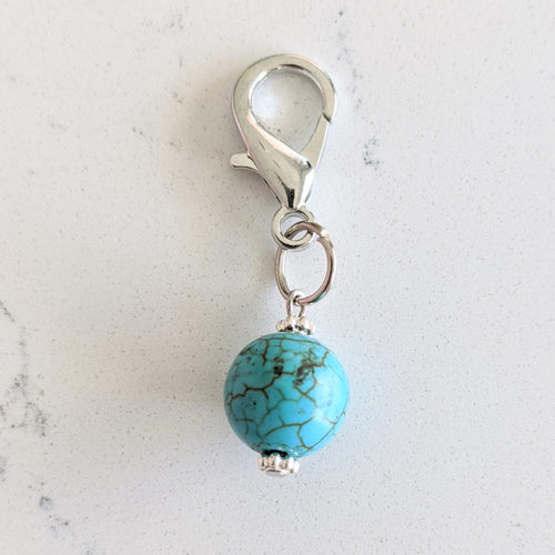 Pet Charm - Turquoise