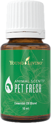 Young Living Animal Scents Pet Fresh Essential Oil Blend