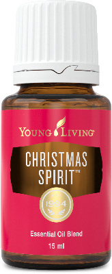 Christmas Spirit Essential oil Blend 15ml Young Living