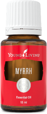 Myrrh Essential Oil 15ml
