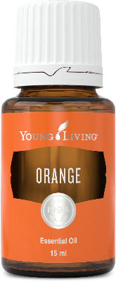 Young Living Orange Essential Oil 15ml