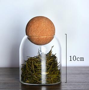 Cork Lid Jar