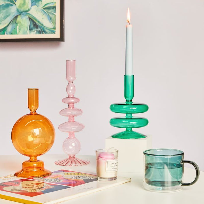 Color Pop Candles