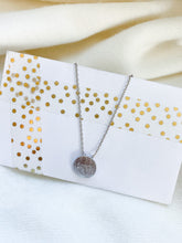 Load image into Gallery viewer, Love Disk Necklace