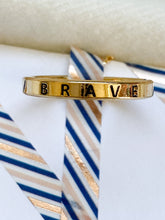 Load image into Gallery viewer, Brave Ring Necklace