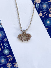 Load image into Gallery viewer, Bee Happy Bee Necklace
