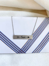 Load image into Gallery viewer, Cupids Arrow Necklace