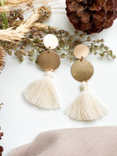 Load image into Gallery viewer, Calabria Earring Ivory