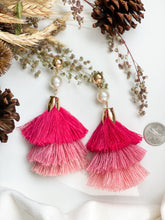 Load image into Gallery viewer, Let's Party Earrings Pink
