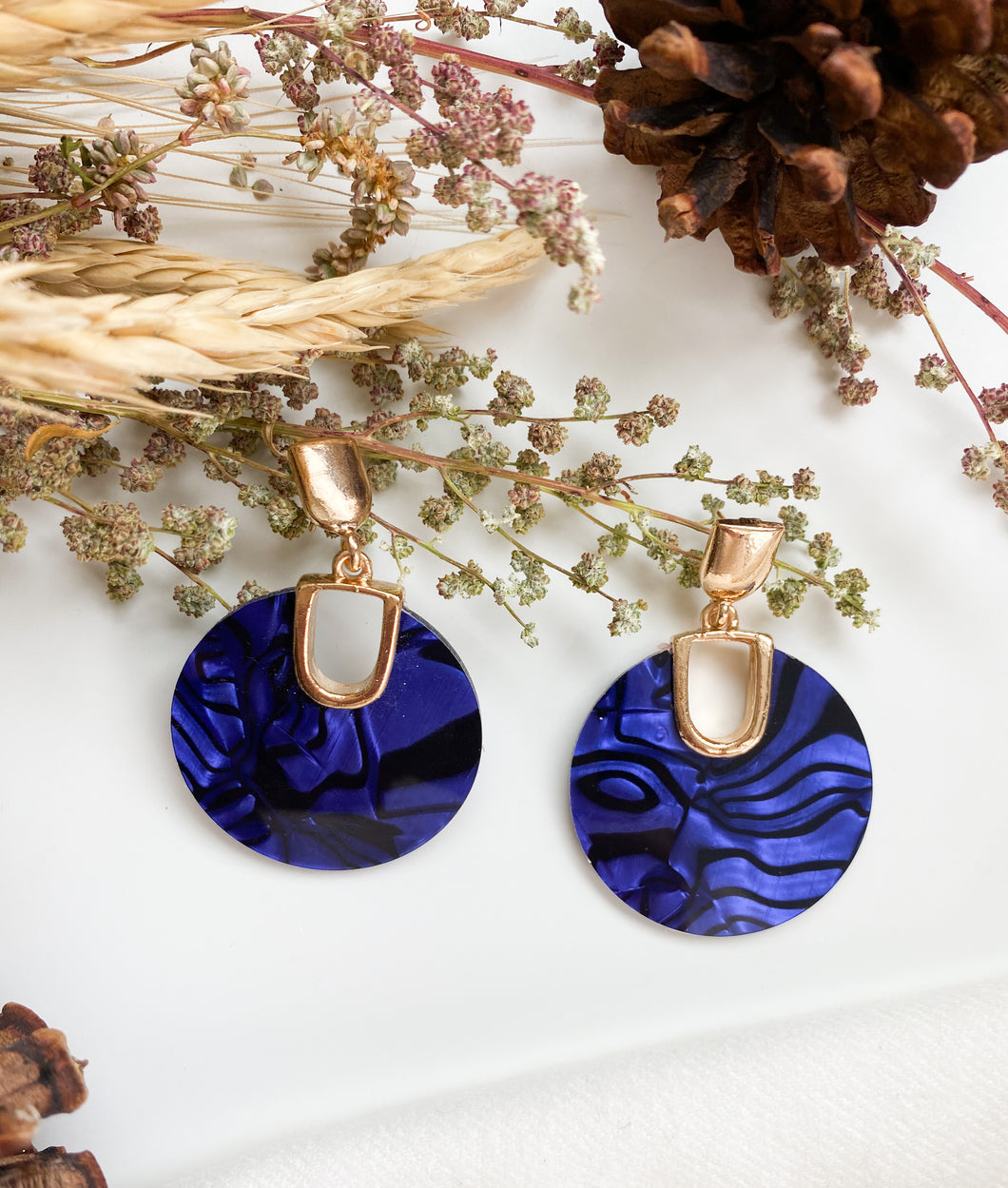 Daydreamer Earring Blue