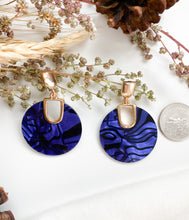 Load image into Gallery viewer, Daydreamer Earring Blue