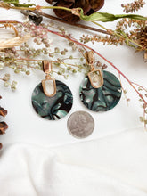 Load image into Gallery viewer, Daydreamer Earring Olive