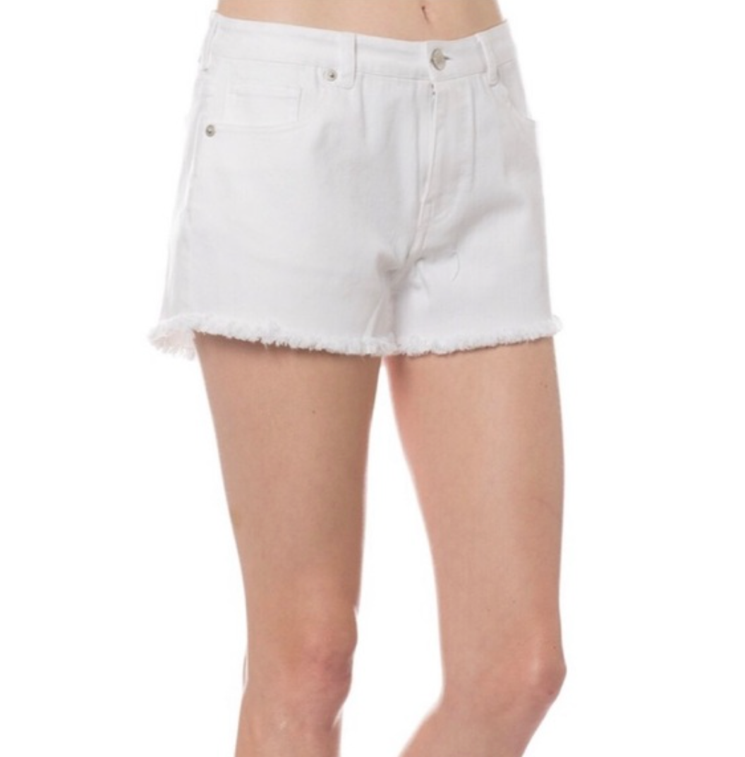 Claire Denim Shorts