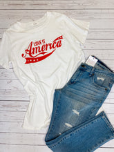 Load image into Gallery viewer, America Tee