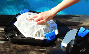 Kokido Delta 200™ The ultimate in robotic pool cleaning!