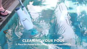 Kokido Telsa 05™ Your best pool cleaning essential.