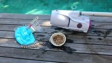 Load image into Gallery viewer, Kokido Telsa 30™ Efficient Cordless Pool Vacuum Cleaner Solution (EV30)