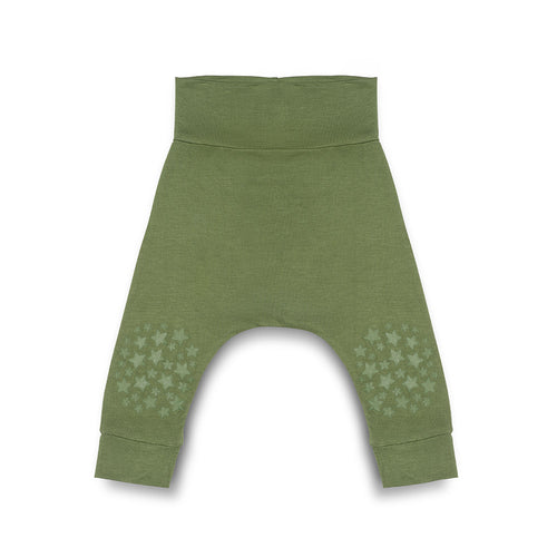 Army Green Harem Pant