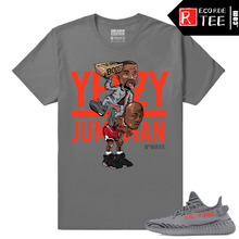 Load image into Gallery viewer, Beluga Yeezy Boost 350 V2 Sneaker tees Yeezy Over Jumpman