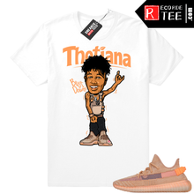 Load image into Gallery viewer, Yeezy 350 Clay | Thotiana | White shirt