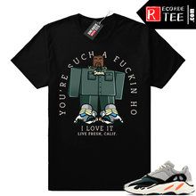 Load image into Gallery viewer, I love it Kanye Roblox shirt | Wave Runner 700 | Black Tee