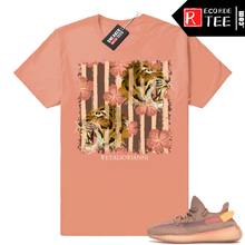 Load image into Gallery viewer, Yeezy 350 Clay | Floral Tigers | Clay Shirt