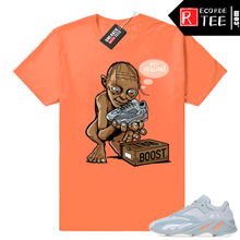 Load image into Gallery viewer, Inertia Yeezy 700 | My Precious | Hyper Orange Shirt
