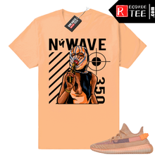 Load image into Gallery viewer, Yeezy 350 Clay | Nuwave Ski Mask | Light Clay shirt