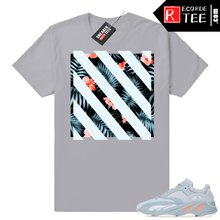 Load image into Gallery viewer, Inertia Yeezy 700 | OFF-Floral | Inertia Grey shirt