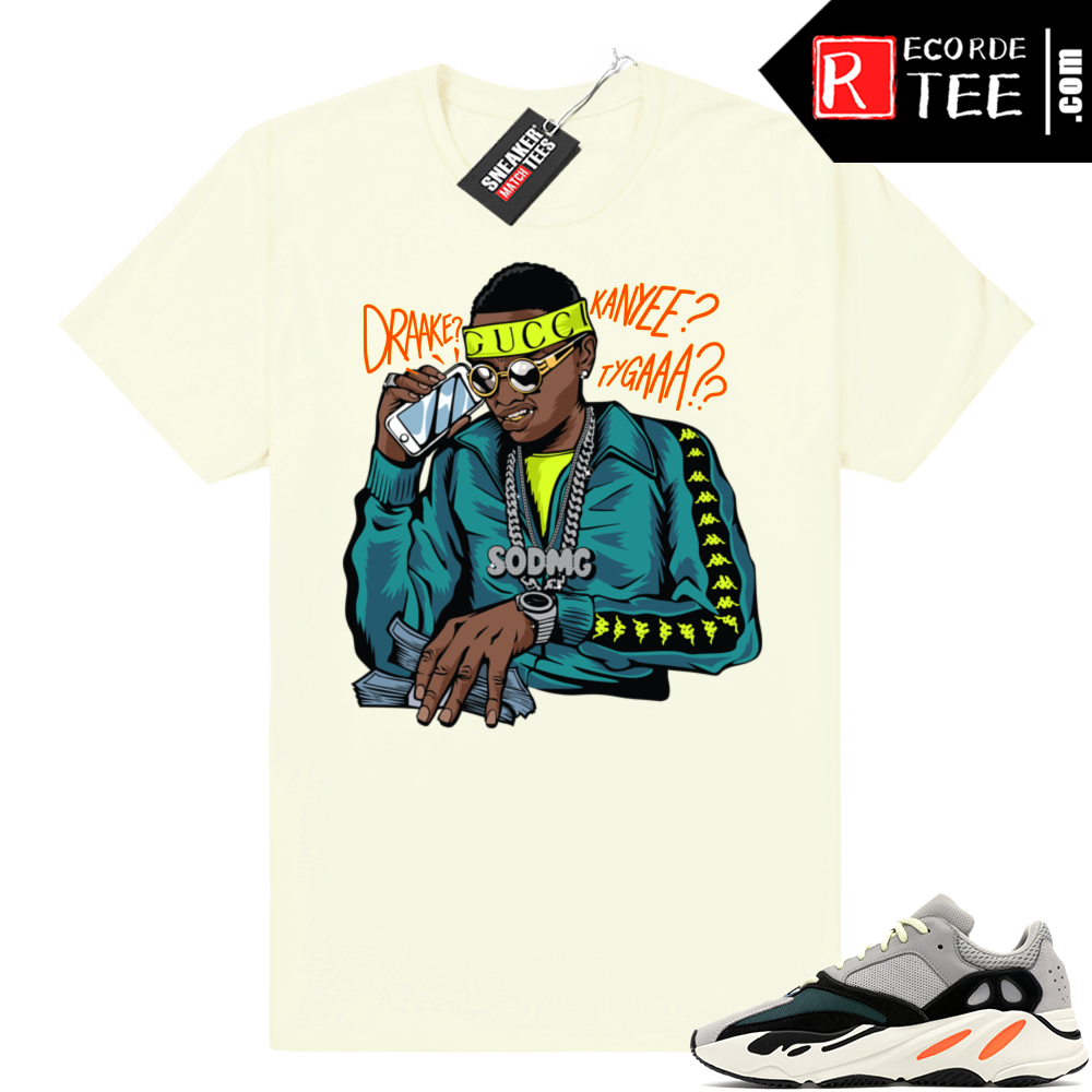 Soulja Boy Tyga shirts | Wave Runner 700 | Butter shirt