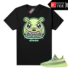 Load image into Gallery viewer, Yeezreel Yeezy 350 shirt black – Angry Bear Drip