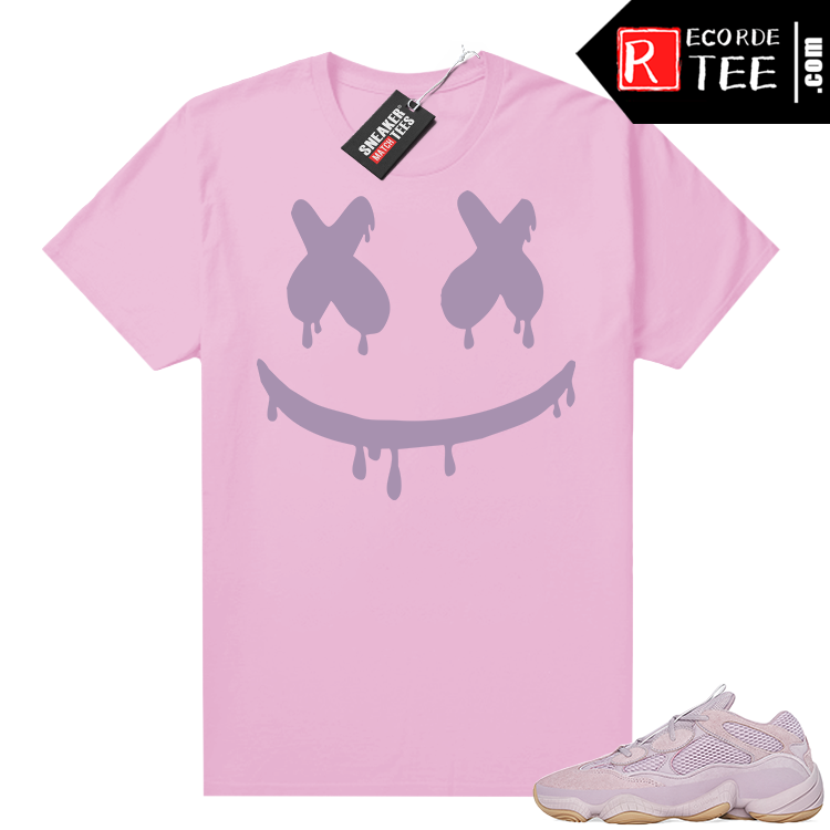 Yeezy 500 Soft Vision | Smiley Drip | Soft Vision Shirt