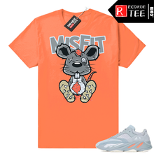 Load image into Gallery viewer, Inertia Yeezy 700 | Misfit Mouse | Hyper Orange Shirt
