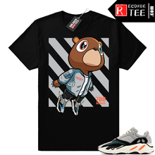 Load image into Gallery viewer, Yeezy Bear shirt | Wave Runner 700 | Black shirt