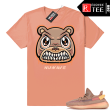 Load image into Gallery viewer, Yeezy 350 Clay | Angry Bear Drip | Clay Shirt