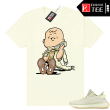 Load image into Gallery viewer, Yeezy Boost 350 butter sneaker tees Designer Van Pelt Butter Tee