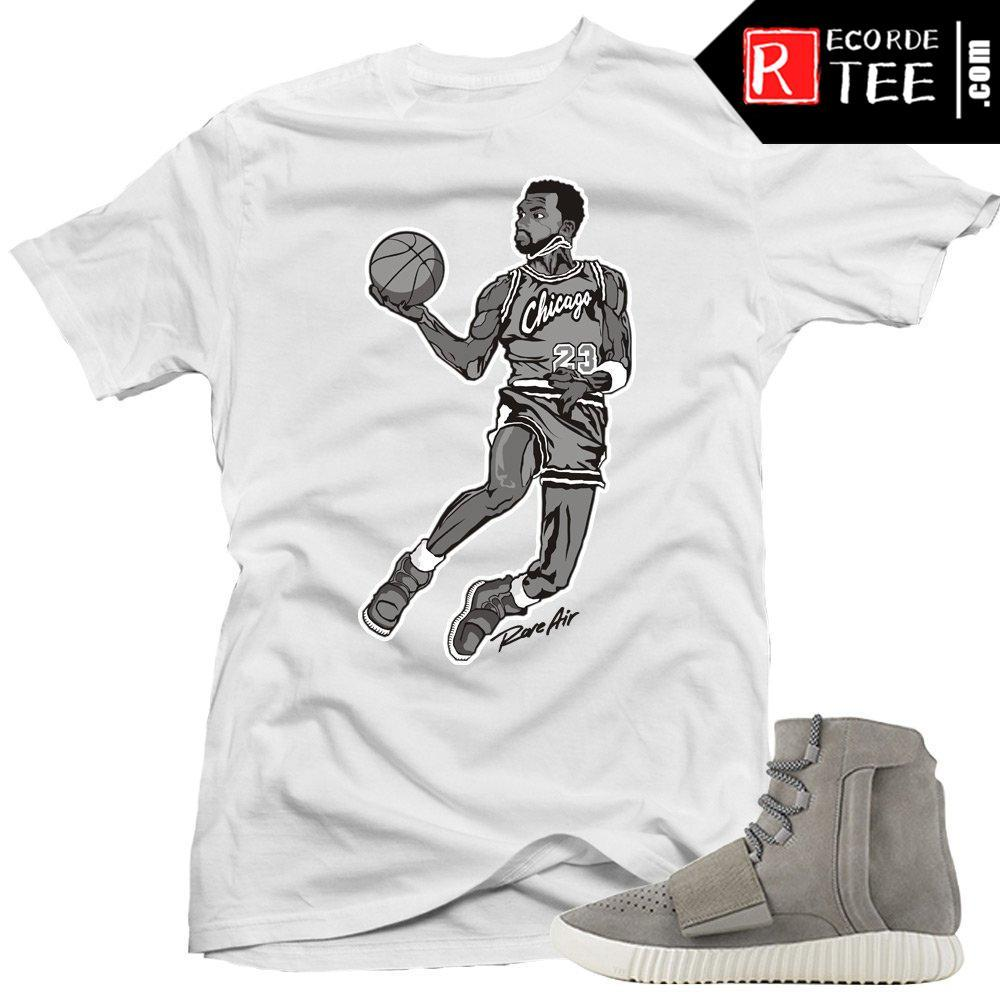 "Yeezy Boost shirts to match "" Yeezy"" White Sneaker Tees shirt"