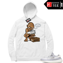 Load image into Gallery viewer, Static Yeezy 350 | My Precious | White Hoodie